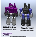 Shooter Masters - Nit-Picker & Firebrand EXCLUSIVE
