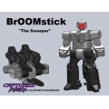 Shooter Masters Core Figure - BrOOMstick