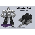 Shooter Masters Core Figure - Minute Bot
