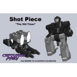 Mastershooter Collectibles: Four Pack + FREE BONUS FIGURE!
