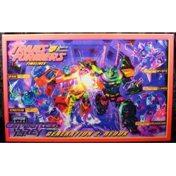 BotCon 2010 Generation 2 Redux Box Set with Comic