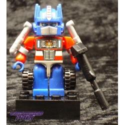 2011 - Kre-O Optimus Prime - Matrix Version