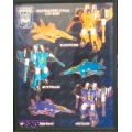 BotCon 2013 Rainmakers 3-Pack
