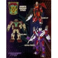 BotCon 2014 - Autobot Knights 3-Pack