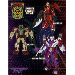 BotCon 2014 Knights 3-Pack