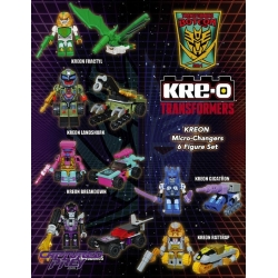 BotCon 2014 Kre-O Collection