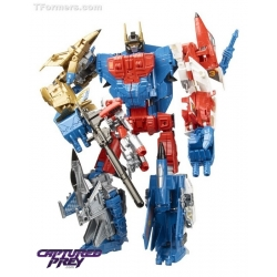 Combiner Wars G2 Superion Gift Set