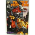 Generation 1 Miniseries #04 Autobot Cover
