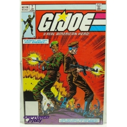 G.I. Joe #07 - Figure Pack Reprint