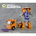 Cubex: Old Timer Series Engineer Huff (March Restock)