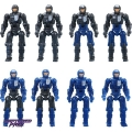 DA-04 Dianauts Set of 8