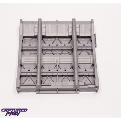 Domain Base Accessories - Wall Panel (Rear)