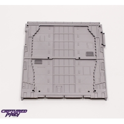 Domain Base Accessories - Wall Panel (Side)
