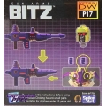 Dr. Wu: DW-P17 Blitzwing Upgrade Kit