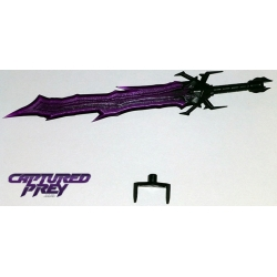 Dr. Wu: TP-09 Dark Tyrant Sword (Purple)
