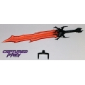 Dr. Wu: TP-09 Dark Tyrant Sword (Red)