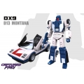 Unique Toys: DX9 D-13 Montana (Attila)