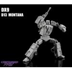Unique Toys: DX9 D-13 Montana (Attila)