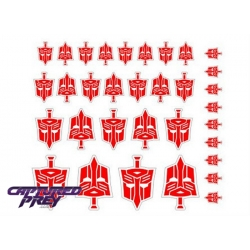 Heroic Autobot Special Forces Emblems
