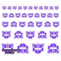 Evil Autobots Redux Emblems