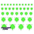 Heroic Predacon Emblems - Tech Spec Green