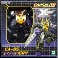 Fans Project: CA-05 Backfiery