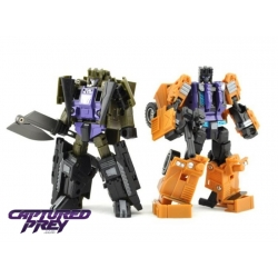 Fans Project: Crossfire Munitioner & Explorer 2-Pack