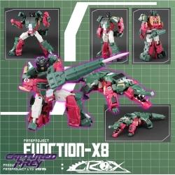 Fans Project: Function X8 Crox + BONUS!