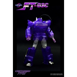 Fans Toys: FT-03C Quake Wave Clear Version