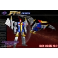 Fans Toys: FT-05 Soar Second Run