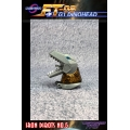 Fans Toys: FT-08 Grinder Dinohead 2nd Run
