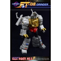 Fans Toys: FT-08 Grinder 2nd Run