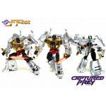 Fans Toys: FT-08X Grinder X Version