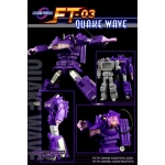Fans Toys: FT-03 Quake Wave (Third Run)