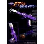 Fans Toys: FT-03 Quake Wave (Second Run)