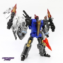 GCreation: Shuraking SRK-04 Blade Limited Blue Version
