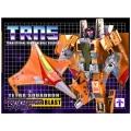 Impossible Toys: Tetra Squad TS-07 Solarblast
