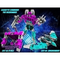 KFC Toys: CST-03 & CST-04 Boxbomber Two-Pack