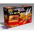 KFC Toys: CST-02 Retro Ironpaw