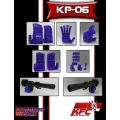 KFC Toys: KP-06T Hands & Gun for Takara MP-10