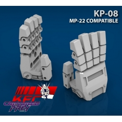 KFC Toys: KP-08 Hands for MP-22