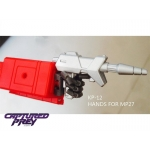 KFC Toys: KP-12 Super-Articulated Hands for MP-27