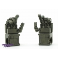 KFC Toys: KP-14G Hands for MP-11A/MP-01