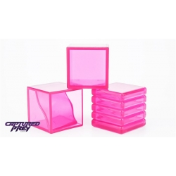 KFC Toys: KP-15 E-Nergon Cubes (Pink)