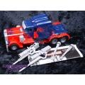 Movie - Optimus Prime - Voyager