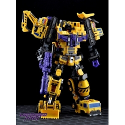 Maketoys: Giant (Yellow Version)