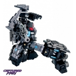 Maketoys: MTCD-03SP Thunder Erebus