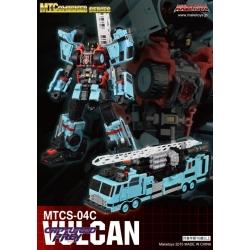 Maketoys: MTCM-04C Vulcan