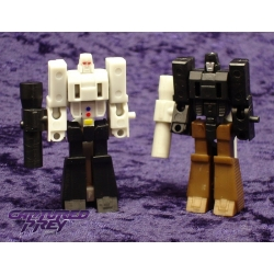MS-01 Mega-Gun and Brown-King 2-Pack