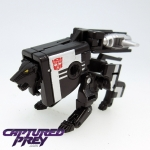 MP-15/16-E Cassettebot VS Cassettetron Set